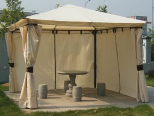 Luxus-Pavillon VENEZIA