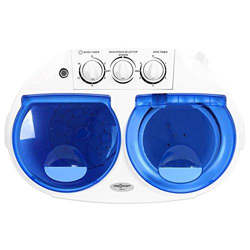 oneconcept mini waschmaschine