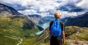 Sehenswürdigkeiten in Norwegen (1)