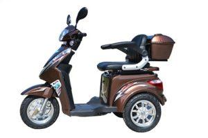 650 Watt eScooter Elektromobil 3 Rad