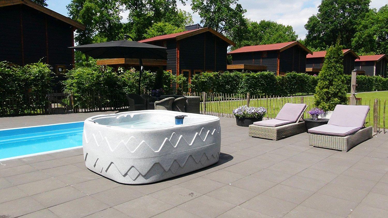 Outdoor Whirlpool Test