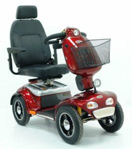 ESollte ein Seniorenmobil 6 oder 15 km/h schnell fahren Test & Vergleich?