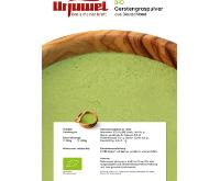 Gerstengras Pulver kaufen im Test 2
