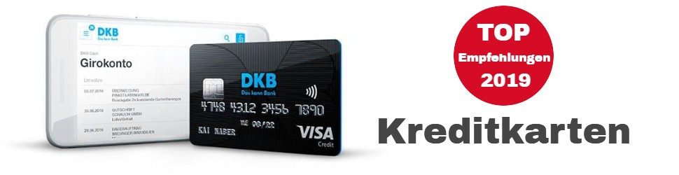 Kreditkarten Empfehlung