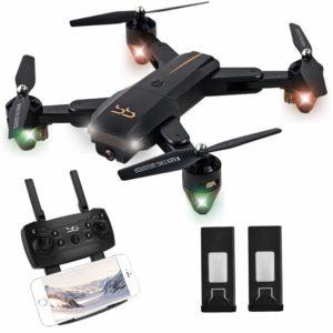 Welche Arten von Kamera Drohne gibt es in einem Testvergleich?