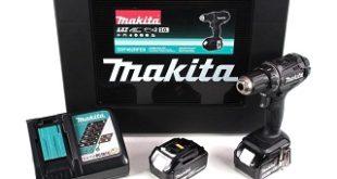 Makita Test Akkuschrauber