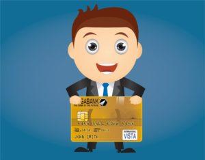 Welche Arten von Kreditkarte gibt es in einem Testvergleich?