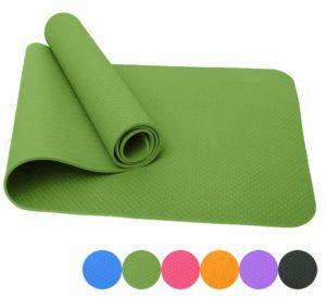 Die verschiedenen Einsatzbereiche aus einem Yogamatte Testvergleich