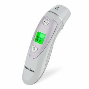 Alle Zahlen und Daten aus einem Fiebermesser Test und Vergleich