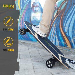 Die wichtigsten Vorteile von einem Elektro Skateboard Testsieger in der Übersicht