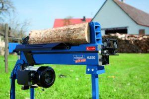 Der Scheppach Holzspalter Brennholzspalter mit Untergestell Spaltkraft