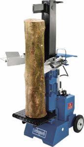 Der Scheppach Holzspalter 3-fach einstellbarer Stecktisch