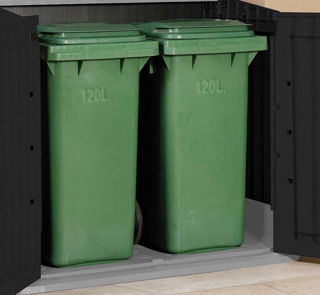 Die Handhabung vom Mülltonnenbox Testsieger im Test und Vergleich