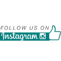 Follower us on Instagram