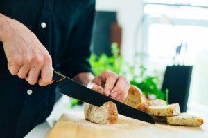 Das moderne Brotmesser