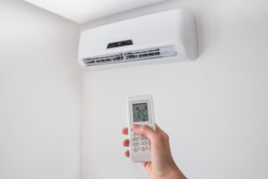 Muffiger Geruch in der Haus Klimaanlage