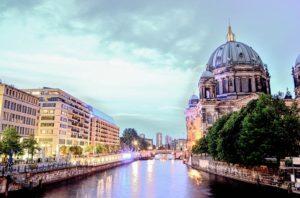 Wanderung in Berlin