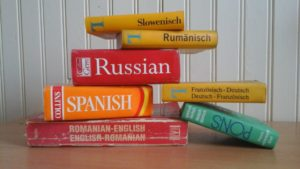 Die Fremdsprachen beglaubigte Übersetzungen
