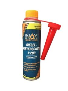 Diesel Winterschutz Additiv Test