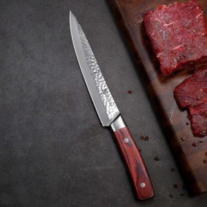 Fleischmesser filetieren Test