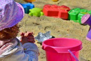 Welche Arten von Sandkasten gibt es in einem Testvergleich?