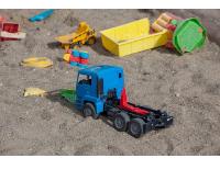 Wie tief und hoch sollte das Sand im Sandkasten sein?