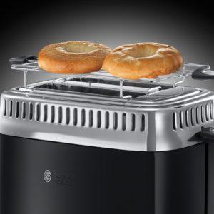 Der Toaster von Russell-Hobbs