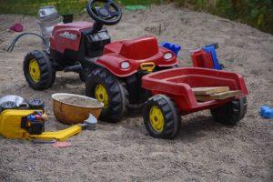 Worauf sollte man beim Sandkasten Spielzeug für Mädchen achten?
