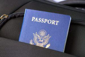 Reisepass benötigt für Touristenvisum