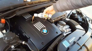 Der Zusatz für Reinigung von Diesel