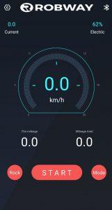 Robway Hoverboard App